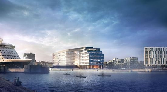 DFDS new headoffice