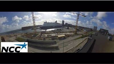 timelapse DFDS